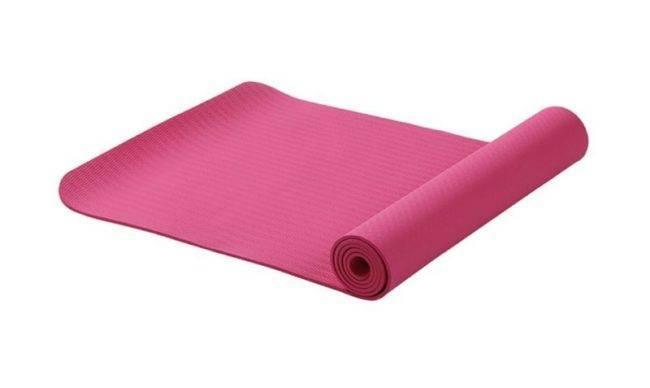 Tapis de Yoga Pastel