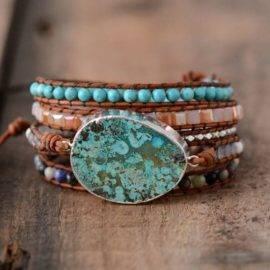 Bracelet cœur de Poseïdon
