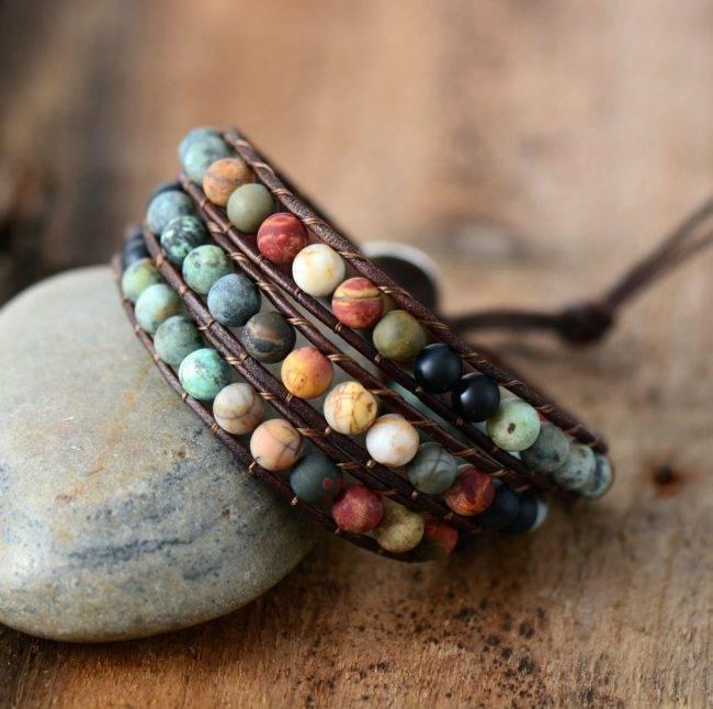 Bracelet karma love