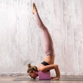 Brique de Yoga Pastel