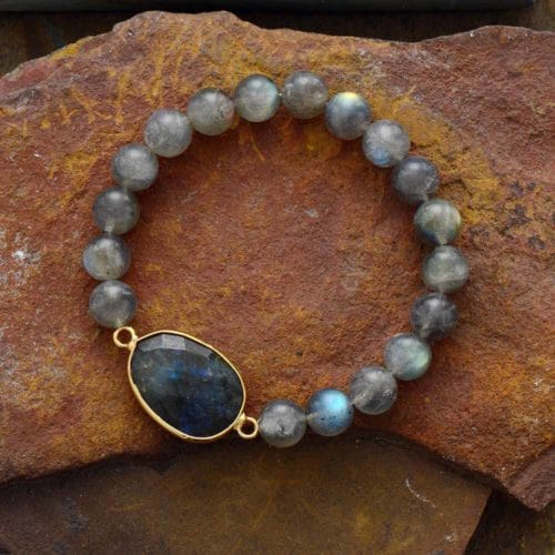 Bracelet Cosmos de Labradorite