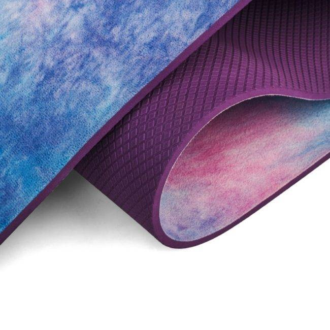 Tapis de Yoga «La Nébuleuse»