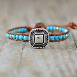 Bracelet Amour de Bohème Bijoux pierre naturelle Bracelet pierre naturelle