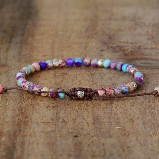 Bracelet d'amitié en Amazonite