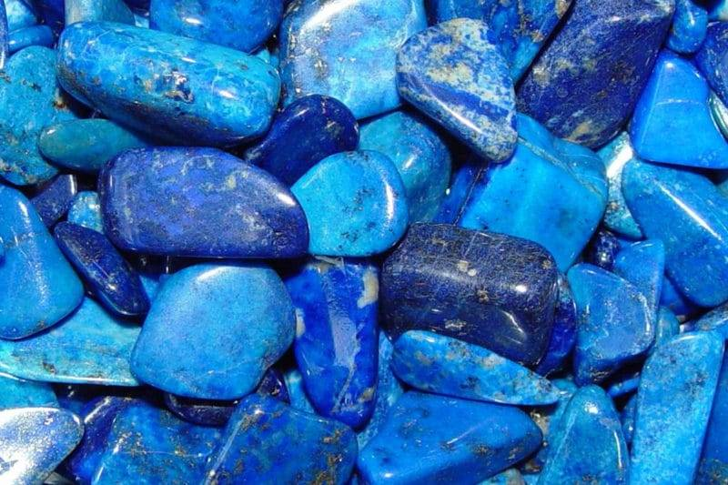 Bloc de Lapis Lazuli