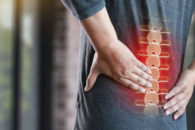 Aidez-vous des chakras pour soulager votre mal de dos