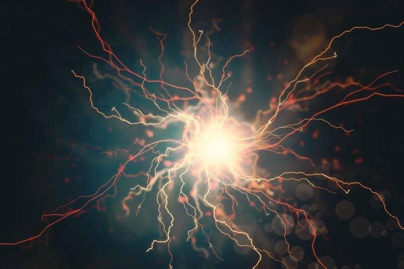 Une onde électromagnétique