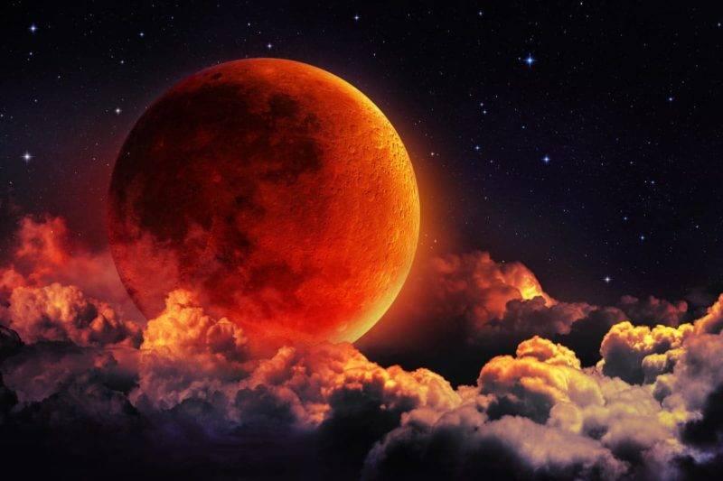 Quelles sont les significations spirituelles de la lune de sang ? https://www.chakras-shop.com
