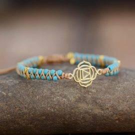 Bracelet Prisme Turquoise