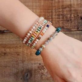 Bracelet en pierre pour maigrir