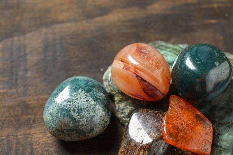 Les pierres contre la dépression en lithothérapie