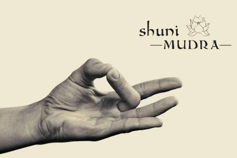 Shuni Mudra