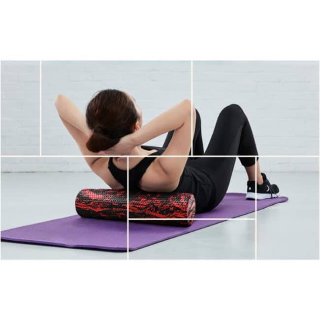 Rouleau de Yoga Pilates