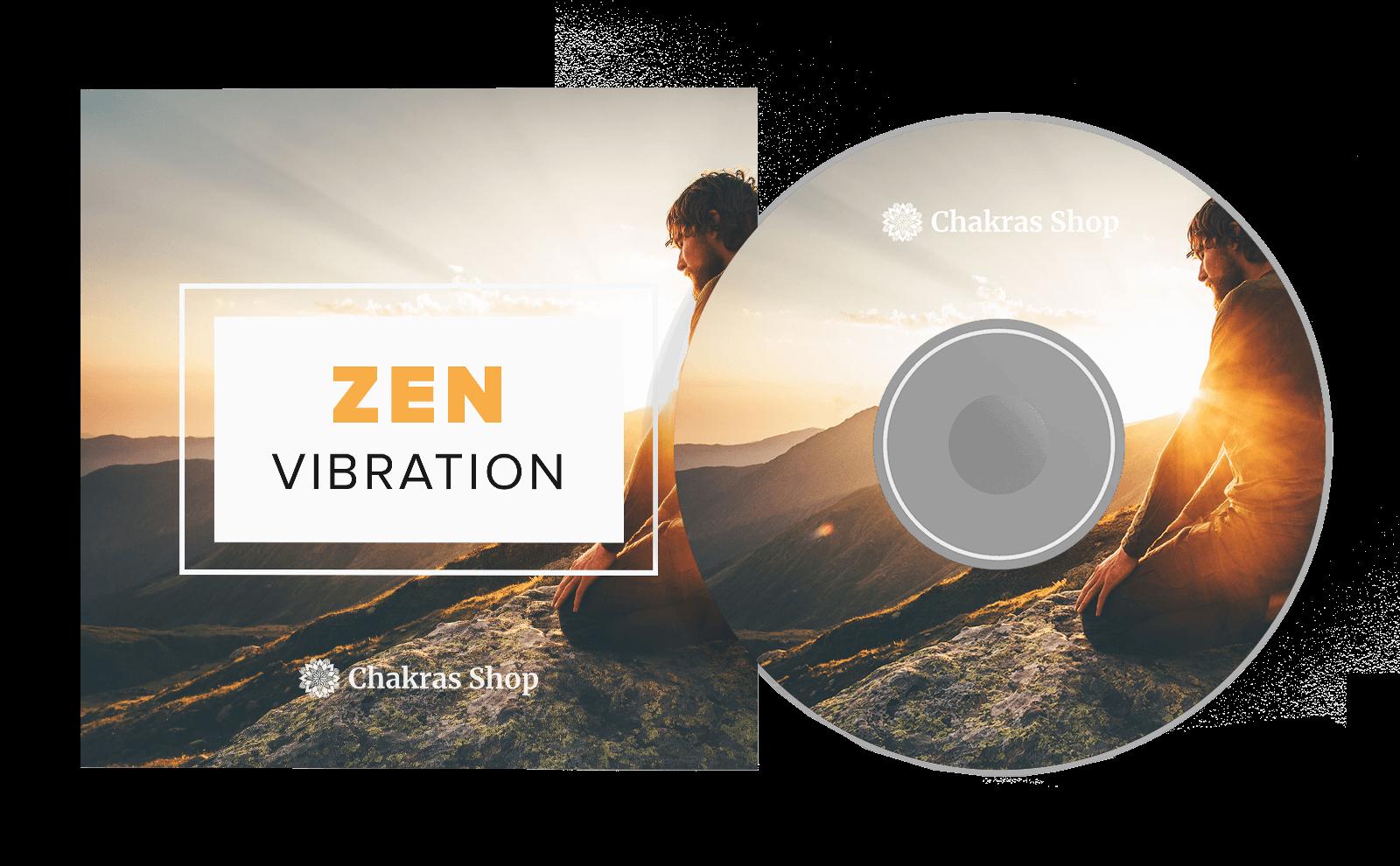 CD de musique zen
