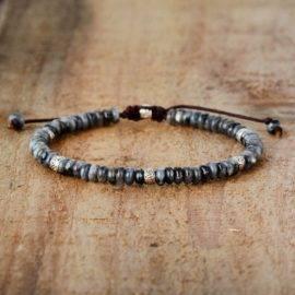 Bracelet Cendré Tibétain