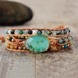 Bracelet Reine de la Jade