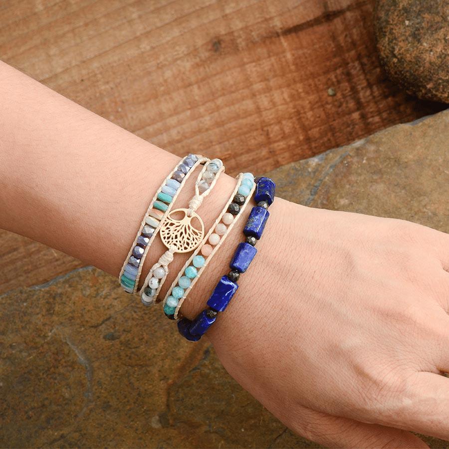 Bracelet Arbre de Vie Nouvelle Edition https://www.chakras-shop.com