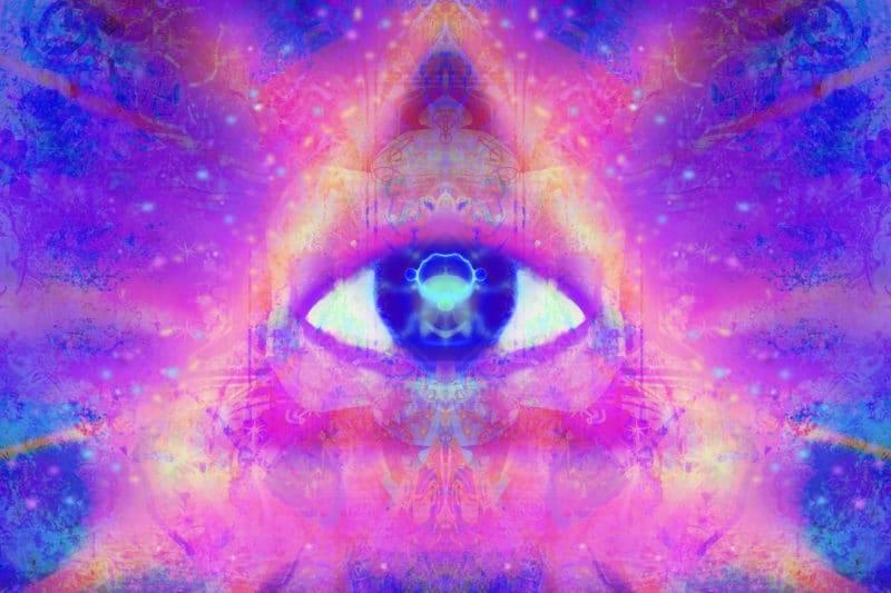 Chakra du troisième oeil