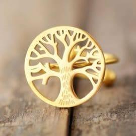 Bague arbre de vie