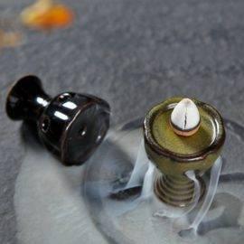 Brûleur Encens Petit Format Porte encens Porte Encens Céramique
