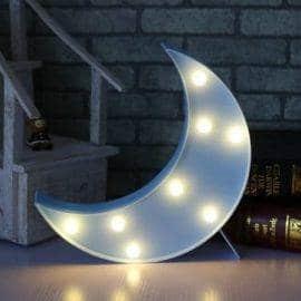 Lampe Lune de chevet