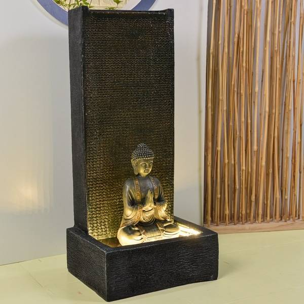 Fontaine Bouddha design Fontaine zen Objet deco zen
