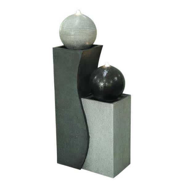 Fontaine minimaliste Zen Fontaine zen Objet deco zen