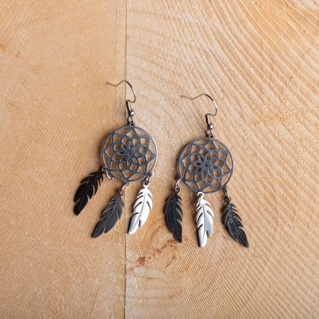 Chakras Shop Boucles d'oreilles attrape rêve https://www.chakras-shop.com/?elementor_library=boucles-doreilles-pierres-naturelles-cornaline