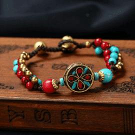 Bracelet Bouddha Porte Bonheur Bracelet porte bonheur