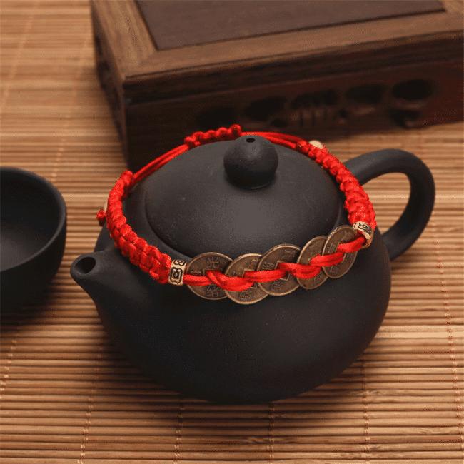 Bracelet Chinois Porte Bonheur Bracelet porte bonheur