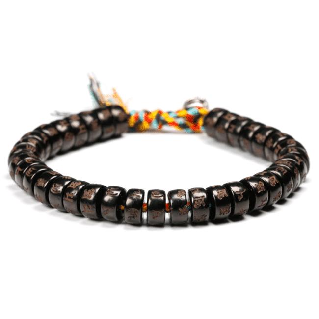 Bracelet Népalais Porte Bonheur Bracelet porte bonheur