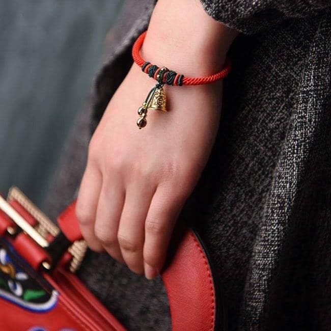 Bracelet Rouge Porte Bonheur Bracelet porte bonheur