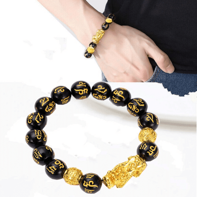Bracelet Porte Bonheur Chinois Bracelet porte bonheur