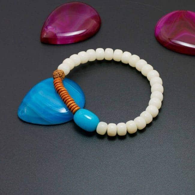 Bracelet Porte Chance Femme Bracelet porte bonheur