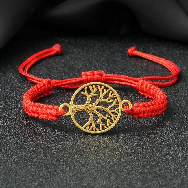 Bracelet porte bonheur arbre de vie Bracelet porte bonheur
