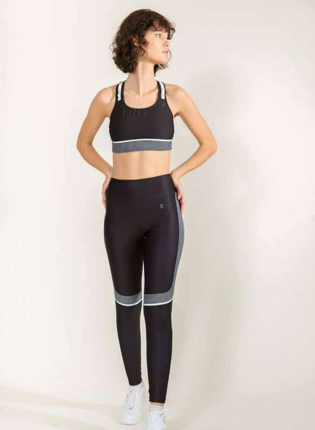 Legging Yoga «Urban Black» Legging Yoga